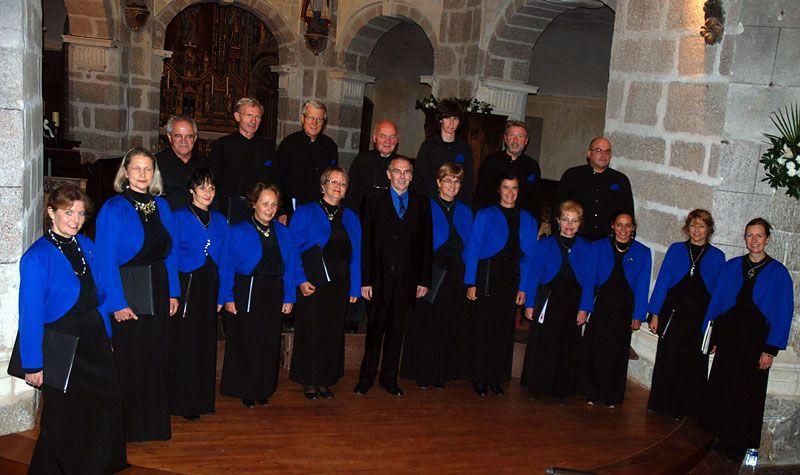 Concerts 2009 à Saint pierre Eglise, Barfleur, Quettehou