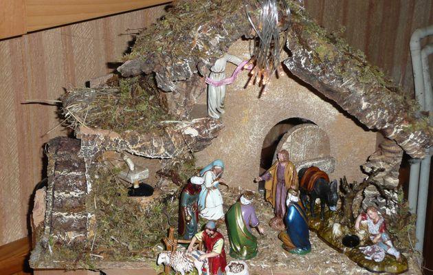 En attendant la naissance de Jésus,
