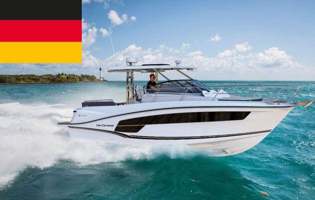 Was gibt es Neues für 2021 in Jeanneau's Motorboot-Angebotspalette
