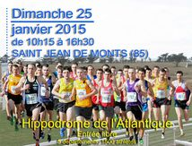 RÉGIONAUX DE CROSS COUNTRY 2015