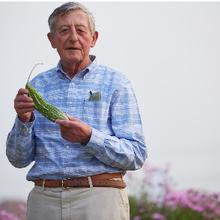 Le Prix Mondial de l'Alimentation 2019 est attribué à un sélectionneur néerlandais