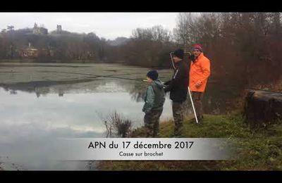 L'APN DU 17 DÉCEMBRE 2017, AU LAC DES ISLES