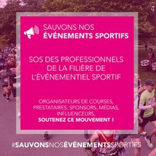 Une pétition pour sauver nos évènements sportifs