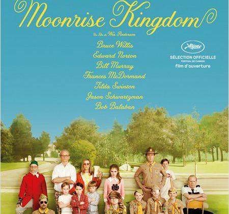Critique Ciné : Moorise Kingdom, folie passagère...