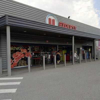 Offre emploi  U express Saint André les Alpes