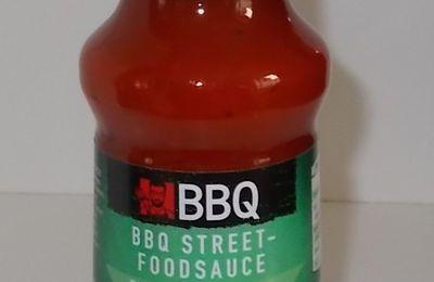 Aldi BBQ Street-Foodsauce Tomatensauce mit Kräutern