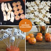 Tutoriel DIY 4 Douceurs d'Halloween