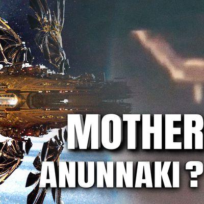 HUGE MOTHERSHIP ABOVE EARTH CAUGHT ON ISS LIVE STREAM - ANUNNAKI ? 👽