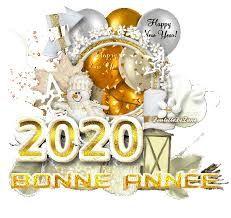 Bonne et heureuse année 2020 !!!