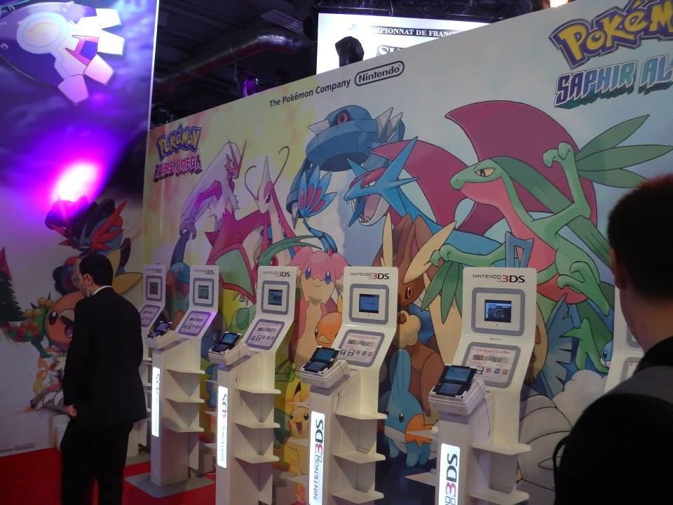 Bian Paris Games Week 2014