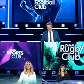 Le Sommaire du Canal Football Club, Canal Rugby Club et Canal Sport Club du week-end - Sport TV