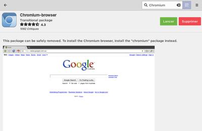 Chromium est enfin dispodible sur LinuxMint