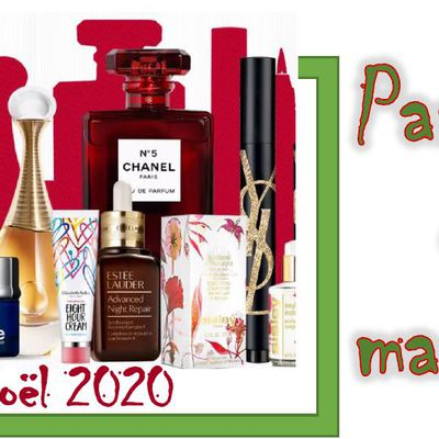 Parfums de Marques, Noël 2020.