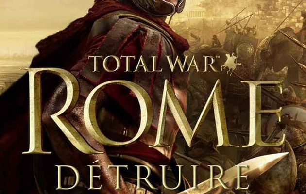 TOTAL WAR ROME : détruire Carthage, de David Gibbins