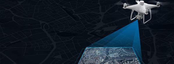 DJI améliore sa plateforme de collecte de données géospatiales