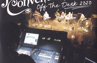 """Fairport Convention   """"Off the desk 2020"""