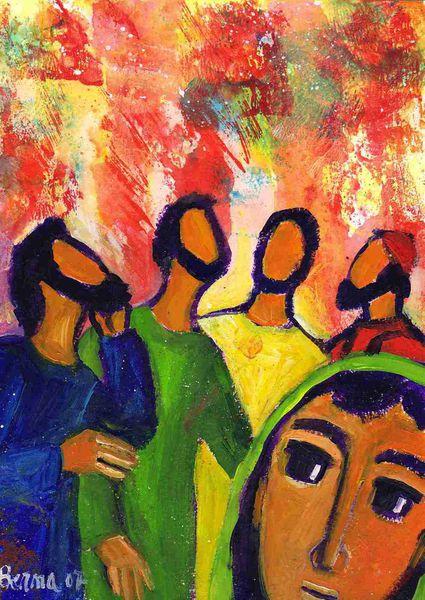 Bonne Fête de Pentecôte, dimanche 8 juin 2014