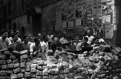 Les anarchistes à Barcelone