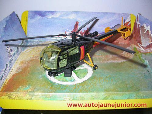 Diaporama 2 : l'Alouette III