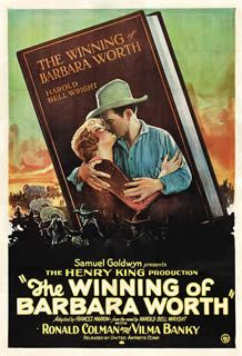 The Winning of Barbara Worth de Henry King avec Gary Cooper - Ronald Colman - Vilma Bánky - Charles Lane - Clyde Cook - Paul McAllister - Erwin Connelly