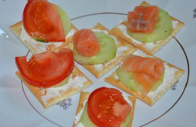 Crackers d'été