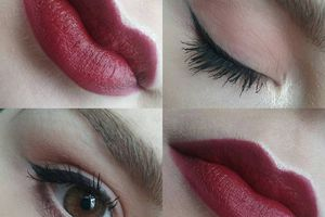 Make up du jour