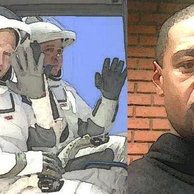 Deux faces des États-Unis : George Floyd et SpaceX