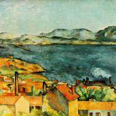 Braque - Cezanne - Viaduc de l'Estaque - Picasso - Maisons sur la colline - LANKAART