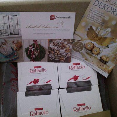 Großer Kreativ-Wettbewerb mit Ferrero