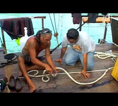 pirogues à voiles polynesiennes, renaissance.