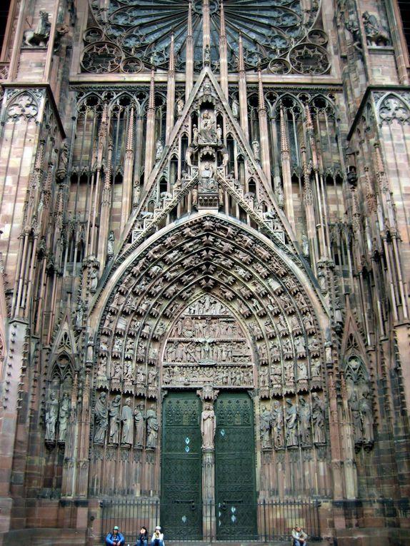 quelques jolies vues de Strasbourg