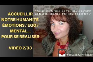 1. ACCUEILLIR NOTRE HUMANITÉ / INTRO PROCESSUS DE LA VIE / VIDÉO 1 / LAETITIA ROUSSEL THÉRAPEUTE