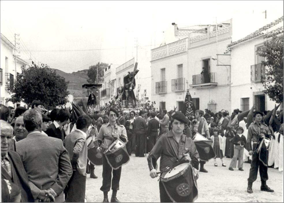 Jerónimo Rodas Carrascosa alcalde de Badolatosa