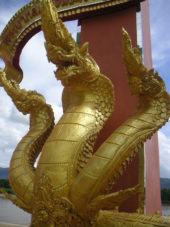 Un deuxième tour à partir de Bangkok pas si plaisant que ça ... mais avec de bons souvenirs tout de même ... la Thaïlande, c'est la Thaïlande tout de même !