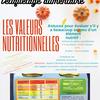 LES VALEURS NUTRITIONNELLES