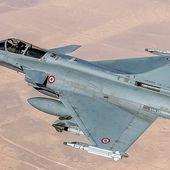 Des Rafale de l'Armée de l'Air frappent une base arrière de Daech. - avionslegendaires.net