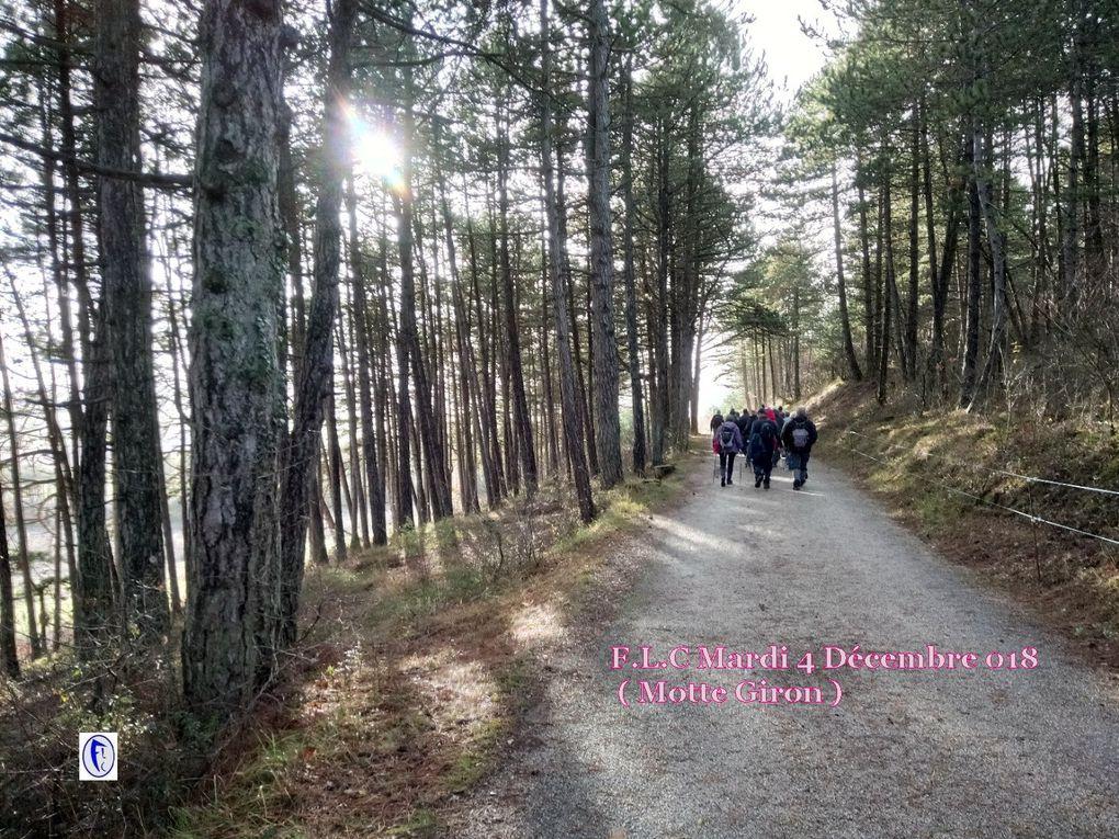 balade à la Motte Giron (côte d'or)