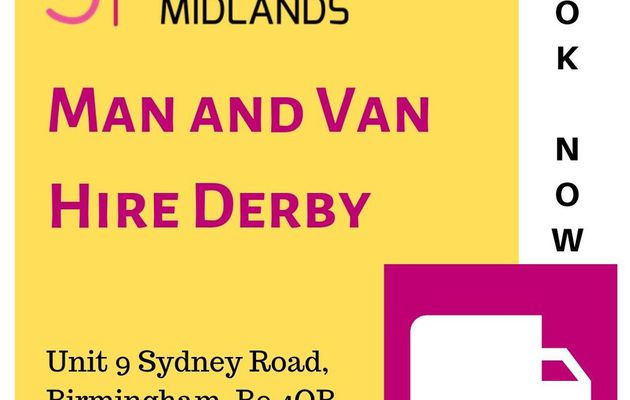 Looking for Man and Van Hire Derby – Shifters Midlands