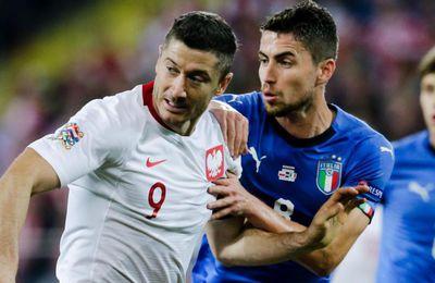 Bosnie / Pays-bas et Pologne / Italie (Ligue de Nations) en direct ce dimanche sur la chaîne l'Equipe !