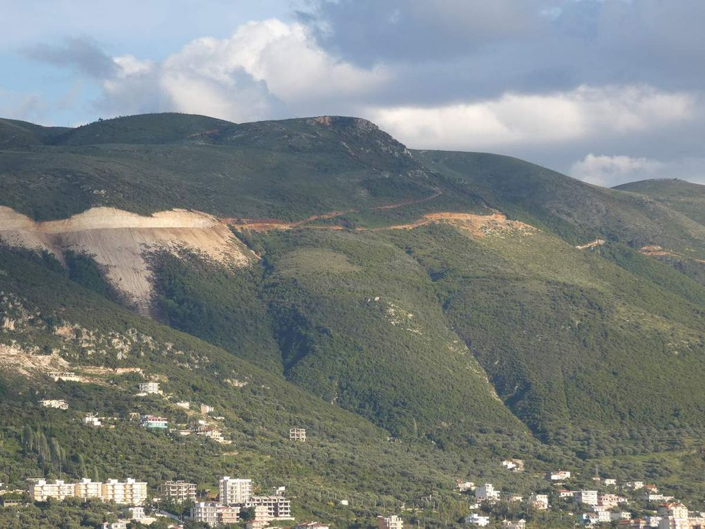 Site archéologique de Apollonia