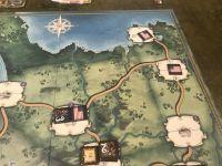 Nous avons joué en permettant de mettre autant de carte highground en défense désiré et bien non pas possible dixit Martin W ( Bgg) ; ni d'ailleurs d'essayer de ravitailler Gettysburg via les lignes ennemies pour les sudistes si l'envie lui en prenait :-)