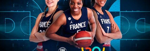 Euro Féminin de basket : La demi-finale France / Biélorussie à suivre en direct sur W9