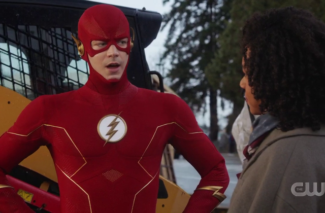 Critiques Séries : The Flash. Saison 7. Episode 4.