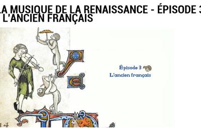 La musique de la Renaissance expliquée/3