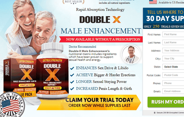 Double X Male Enhancement – Boost Male Sexual Health & Performance!