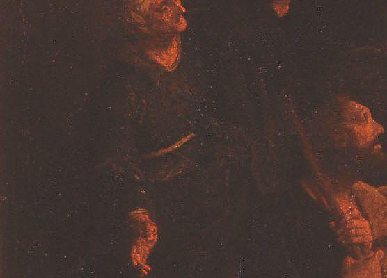 « Hyacinthe Rigaud et Marie Grisy », ou l'art de l'aumône...