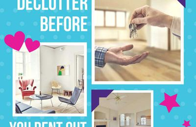 13 Areas to Declutter before You Rent Out a Property