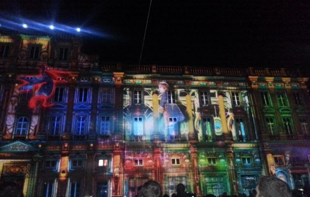 Fête des lumières 2013 à Lyon - suite