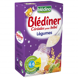 Vegetable Bledine for your baby