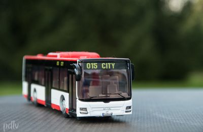 1/50 Bus Man Lion's City, Siku (3734)